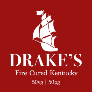 Drake's Fire Cured Kentucky Tobacco E-liquid