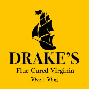 Drake's Virginia Tobacco E-liquid