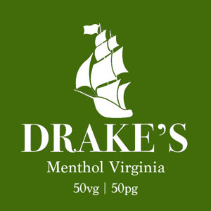 Drake's Menthol Virginia Tobacco E-liquid