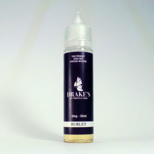 Drake's Burley 50ml Short fill e liquid
