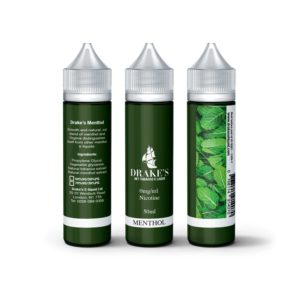 Menthol Virginia Tobacco E Liquid Naturally Extracted tobacco e liquid