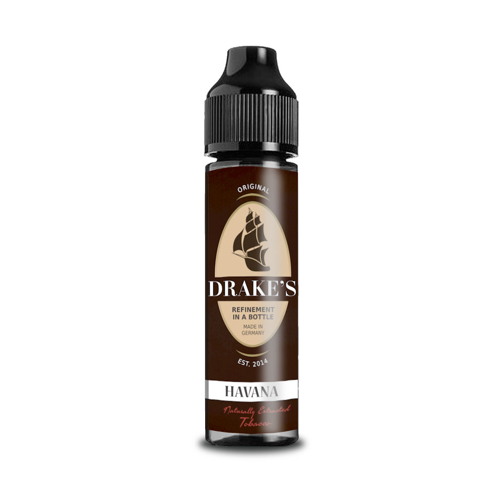 Drake's Havana Cigar E-liquid 50ml