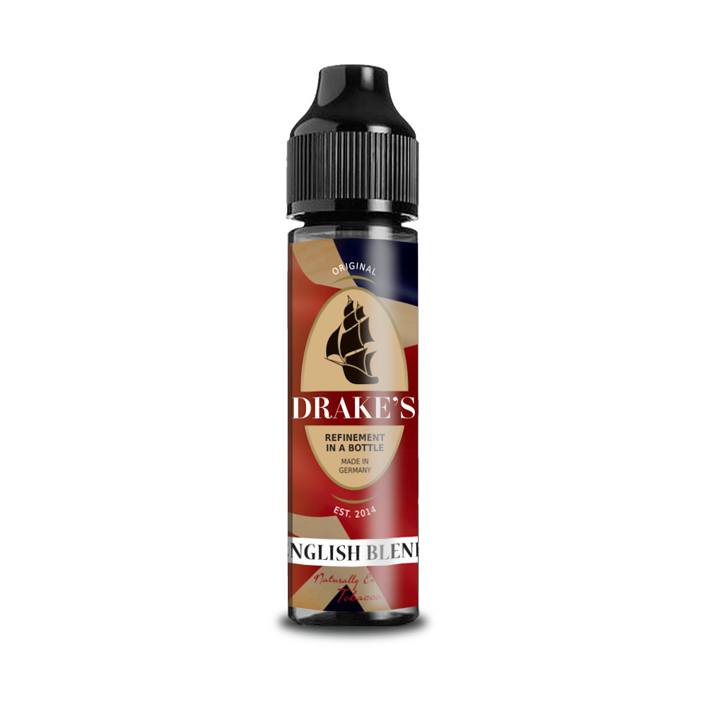 English Tobacco PIpe Blend E Liquid