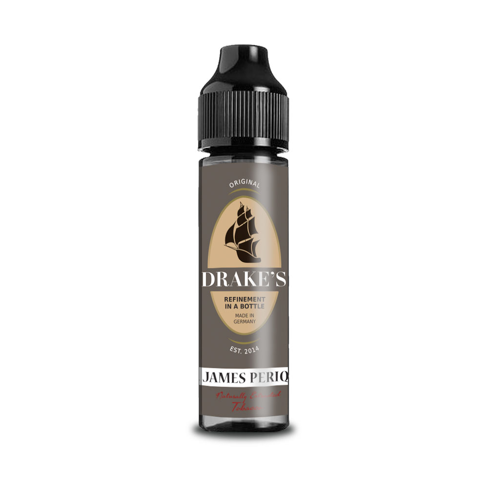 Drake's St James Perique E-liquid 50ml Short Fill