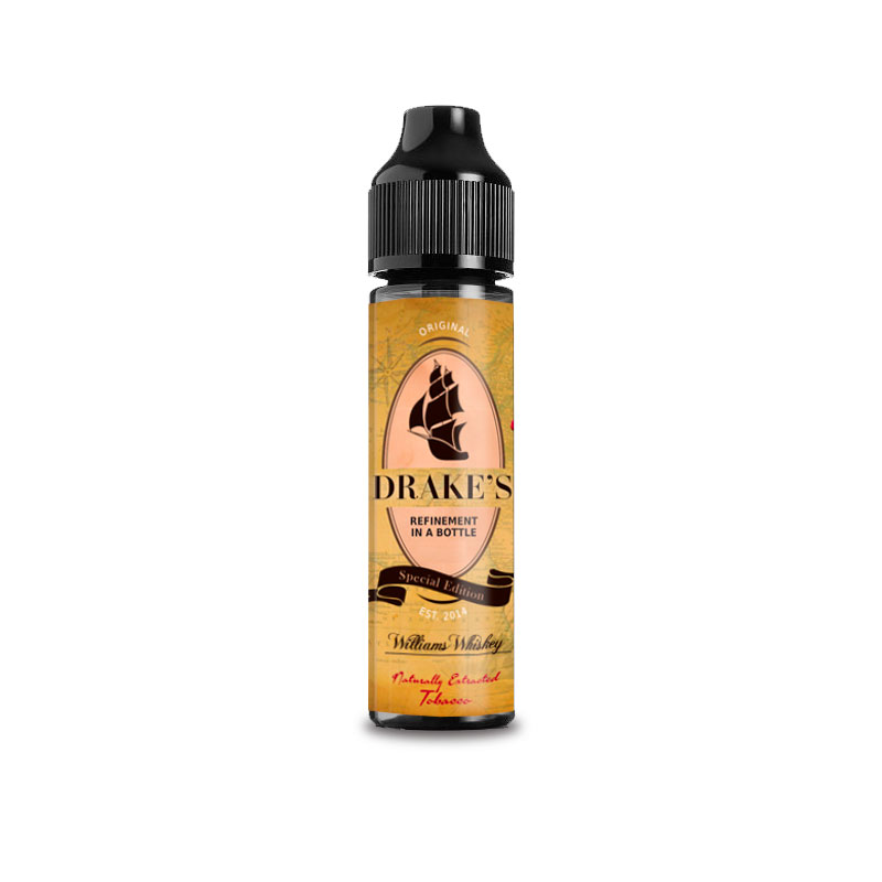 WHISKEY TOBACCO E LIQUID